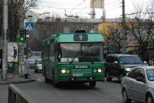 Размер платы в автобусах составит полторы гривны