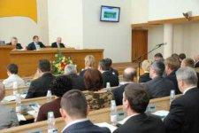 12 апреля состоится внеочередная ХIХ сессия горсовета VI созыва