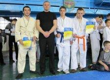 Кременчужане выступили на чемпионате Украины по джиу-джитсу