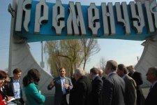 Планируется расширить дорогу на въезде в Кременчуг