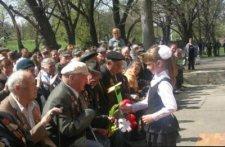 В Кременчуге начались праздники микрорайонов ко Дню Победы