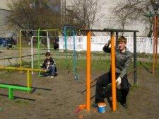 В Крюковском районе упорядочивают спортивные площадки