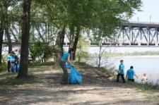 В Крюковском районе Кременчуга продолжаются трудовые десанты