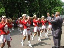 Кременчугская «Роксолана» получила гран-при в областном конкурсе-параде