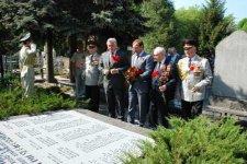 В Кременчуге почтили память героев Великой Отечественной войны