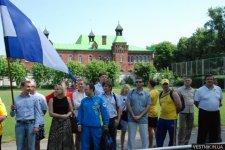Кременчугские депутаты стали вторыми в областной спартакиаде