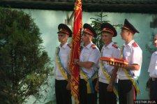 В Кременчугском военном лицее прошел выпускной