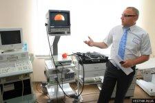 Третья больница Кременчуга получила гуманитарную помощь из Германии