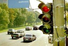 """В Кременчуге на остановке """"Водоканал"""" не работают светофоры"""