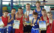 Кременчугские боксеры среди призеров в Николаеве