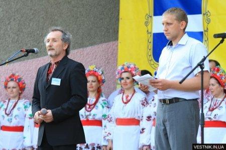 В Кременчуг приехали украинские поэты