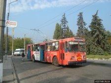 В Кременчуге деньги от облигаций полностью пойдут на закупку троллейбусов