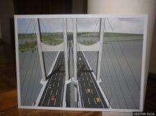 Проект моста через Днепр в Кременчуге может быть готов через год