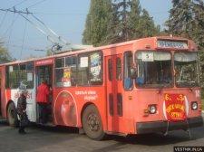 Кременчужан на троллейбусах будут снова возить стажеры