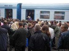 Ночные поезда в Бахмач и Гадяч остаются