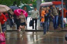 Метеорологи прогнозируют в Кременчуге дожди в ближайшие 10-12 дней