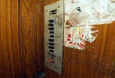 Кременчугские лифты не работают из-за пожара и мусора
