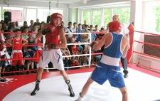 В Крюковском районе в соревнованиях по боксу приняли участие 7 областных городов