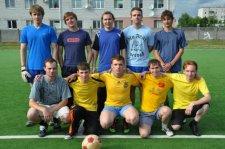 В Кременчуге прошел ТК-футбол