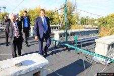 Мэр Кременчуга опять собирается на крышу