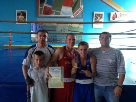 Очередные успехи боксеров СДЮШОР