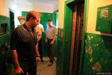 В Кременчуге подъезды многоэтажек будут ремонтировать по шаблону