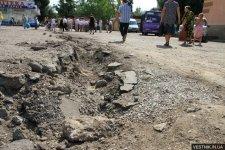 Мэр Кременчуга: «Ремонт внутриквартальных дорог - деньги на ветер»