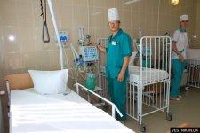В Кременчуге открыли после ремонта детскую реанимацию