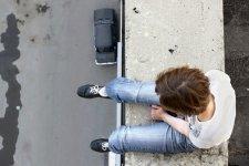 В центре Кременчуга с крыши 9-этажки упал парень