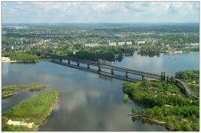 Делегация Ленинградской области ездит по Кременчугу