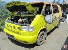 Сегодня утром в Кременчуге сгорел микроавтобус частного предпринимателя