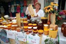 В Кременчуге состоится ярмарка пчеловодов