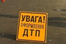 В Кременчуге девушка чуть не погибла под колесами авто