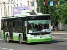 3 новых троллейбуса привезут в Кременчуг до ноября
