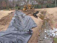 Кременчугу выделят деньги из облбюджета на водоотводный канал