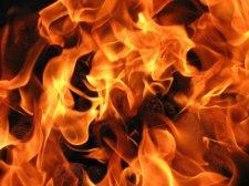 Пожар в Кременчуге: мужчина погиб, женщина - в реанимации