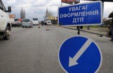 В Кременчуге две 11-летние девочки попали под микроавтобус