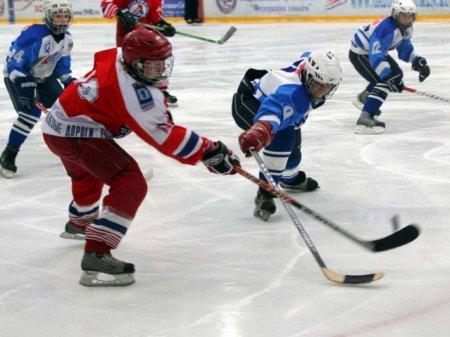 Кременчугская команда стартовала в открытом первенстве Беларуси по хоккею