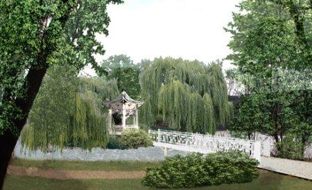 «Городской сад» благоустроят до конца года