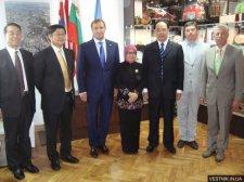 Сегодня в Кременчуге будут находится сразу две иностранные делегации