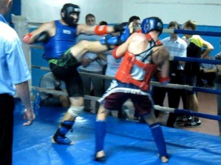 Кременчугские тайские боксеры соревновались за Кубок Харьковской области