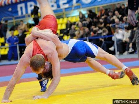 Чемпионат Украины по греко-римской борьбе