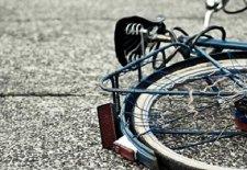 В Кременчуге авто сбило велосипедиста