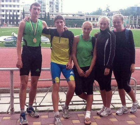 Воспитанник ДЮСШ № 1 стал чемпионом Украины