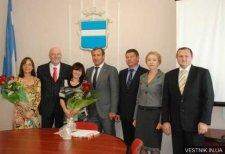 Кременчуг посетила немецкая делегация