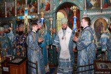 Кременчугская епархия отметила 5-летний юбилей
