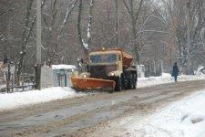 На следующей неделе мэр Кременчуга планирует проверить снегоуборочную технику