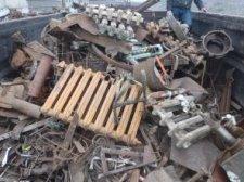 В Кременчуге ликвидировали пункты приема металлолома