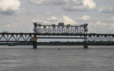 Завтра на Крюковском мосту ограничат движение транспорта