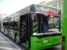 До конца года в Кременчуге появятся новенькие троллейбусы